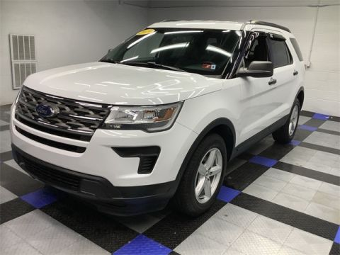 Pre-Owned 2019 Ford Explorer Base